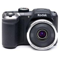 Kodak AZ251 Digital Camera with 16.15 Megapixels and 25x Optical Zoom - Walmart.com