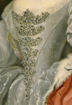 Anna Maria Amalia of Saxony, Queen of Naples by Giuseppe Bonito,1746  - Click to enlarge