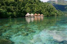Ora Beach, Seram Island