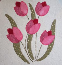 Ideas For Applique Quilting Patterns Patchwork Hand Applique, Applique Quilts, Embroidery Applique, Embroidery Patches, Applique Templates, Applique Designs, Quilting Designs, Flower Applique Patterns, Owl Templates