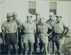 After being captured in North Africa, the first German POWs arrived at Camp Hearne on June 3, 1943.