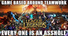 League of Legends Can Get Annoying Really Fast