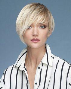 2018 Kurze Haarschnitte für glattes Haar - Kurze Frisuren - Bestes kurzes Haar