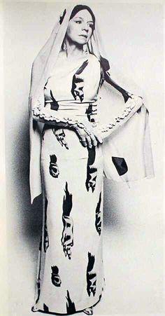 "Schiaparelli ""Tear Dress"" made in collaboration with Salvador Dali, 1938"