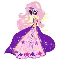 Fluttershy -gala dress by geovanaalmeida327 on DeviantArt