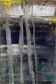 Gerhard Richter, Wald (2005), Oil on Canvas, 197 × 132 cm