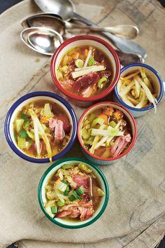 ... Three-Onion Soup | Recipe | French Soup, Onion Soup Recipes and Soups