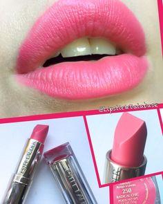 @LipstickDatabase - Estée Lauder Pure Color Love Lipstick in 250 Radical Chic - Full review on Instagram
