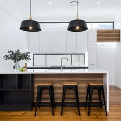 Residential project by Designtank entered in Laminex Australia's Project of the Year.
