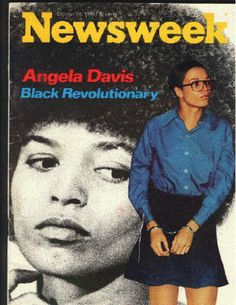 James Baldwin Writes to Angela Davis: 'Revolution in Black Consciousness' Means 'Beginning or End of America' Angela Davis, Black Magazine, Black Panther Party, African Diaspora, African American History, Black Power, History Facts, Looks Style, Black Is Beautiful