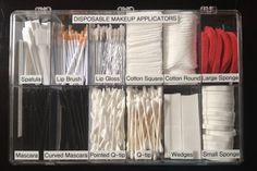 Anyone that has ever set foot inside my salon or my house knows that I am the QUEEN of organization. Every cabinet, closet, and drawer is perfectly organized and labeled so I not only know what I h...