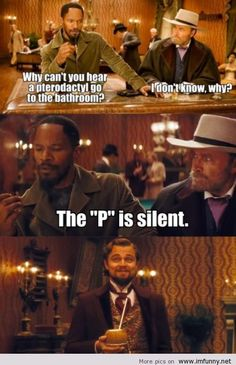 Funny Movie Quotes | Why can't you hear? - Funny Picture