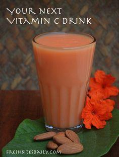 Your next Vitamin C-rich smoothie