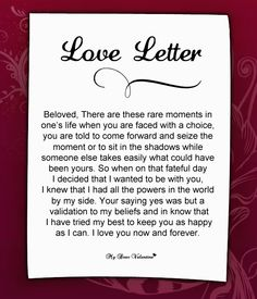 Love letter for her 37 love letters for her pinterest love letters from heart express your love through best valentine love letters and famous sample love letters with ideas about how to write funny love expocarfo