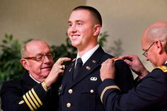 Army ROTC Commissioning Ceremony