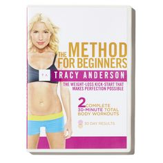 DVDs Archives - Tracy Anderson | A revolutionary fitness method, created by Tracy Anderson, providing customized training, DVDs, and more.
