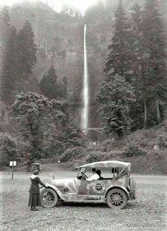 Multnomah. 100 years ago