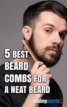 https://www.baldingbeards.com/best-beard-comb/ #beard #comb
