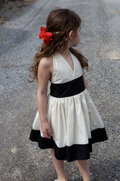 very cute FG dress.