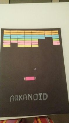Pixels party.Arkanoid