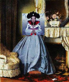 eisen bernard bernardo pairs pop culture album covers with classical paintings