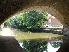 Georgetown Photos - A Neighborhood Photo Tour: C & O Canal in Georgetown