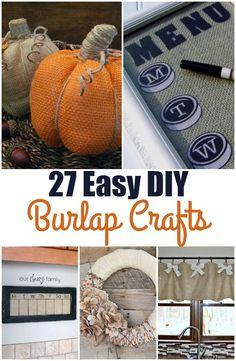 These DIY Easy Burla