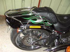 Image detail for -... luggage rack for 2009 CVO Springer softail - Harley Davidson Forums Custom Harleys, Motorcycle, Bike, Beautiful, Bicycle, Motorcycles, Bicycles, Motorbikes, Choppers