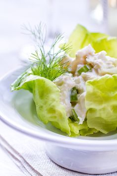 Curried Crab Salad with Apple and Fennel