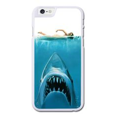 Shark Attack A Girl Phonecase For iPhone 6/6S Case