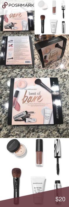 NIB Best of Bare bareMinerals beauty box Sephora Brand new 500 point reward from Sephora  Sephora Makeup