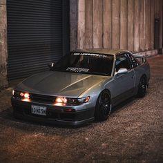 Nissan Silvia, Jdm, Street Racing Cars, Auto Racing, S13 Silvia, Japanese Sports Cars, Nissan Skyline, Nissan 240sx, Drifting Cars