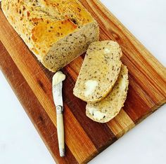 Easy to prepare Seed Bread Seed Bread, Instant Yeast, Baking Sheet, Quick Bread, Bread Baking, Baking Recipes, Oatmeal, Oven, Seeds