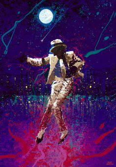 King of Pop by *OSK-studio on deviantART