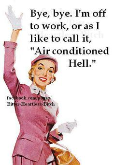 .And sometimes the air conditioner doesn't work so it is literally HELL..