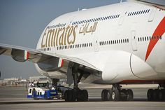 A380 Fleet - Emirates Airlines @ Dubai Int'l Airport http://1502983.talkfusion.com/es/