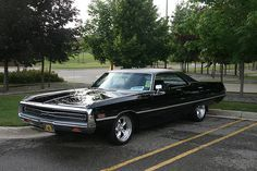 Classic Chrysler 300: ~1971