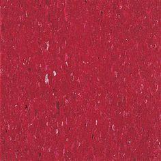 """Alternatives 12"""" x 12"""" x 3.18mm Luxury Vinyl Tile in Cherry Pepper"""