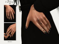 The Sims 4 tattoo Sims 4 Cas Mods, Sims 4 Body Mods, Sims 4 Mods Clothes, Sims 4 Clothing, Sims 4 Body Hair, Sims 4 Nails, Sims 4 Tattoos, Sims 4 Piercings, The Sims 4 Skin