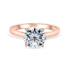 a6ea8ad5e406 The One and Only - Rose Gold. Modern Gents Trading Co. Best Engagement  RingsRound ...