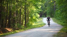"""Long referred to as a """"city in a park,"""" Raleigh, N.C., offers more than 152 miles of hiking and greenway trails for energizing exploration and the best views of the area's natural scenery."""