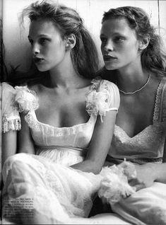 Vogue Italia, May 1997, Photographer: Mario Testino
