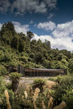 Te Wharehou o Waikaremoana is a project created by Ngai Tūhoe and supported by the Department of Conservation. Its dual function is to cater to visitors of Lake Waikaremoana and the Great Walk, and serve as an administration space for local tribal authority. The centre includes ticketing, interpretation, café, kitchen, administration, retail and wānanga space. The late Ivan Mercep initiated Space planning for the project, with Tennent Brown reconceiving the building form and developing on…