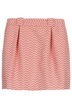 See by Chloé Jacquard tulip skirt | THE OUTNET