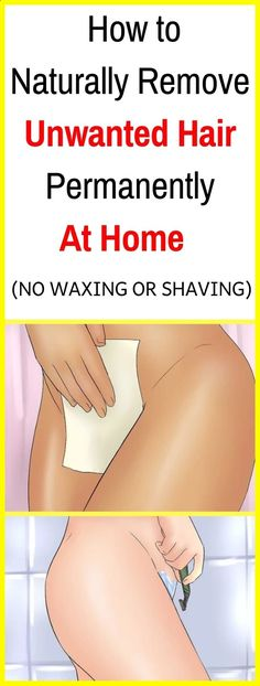How To Naturally Remove Unwanted Hair Permanently At Home ! (No Waxing Or Shaving) Health Tips For Women, Health Advice, Health And Beauty, Women Health, Healthy Women, Healthy Tips, Healthy Drinks, Healthy Recipes, Healthy Habits