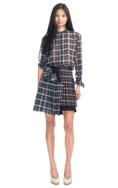 This Seriously Stylish School Girl from 10 Crosby gets extra credit!