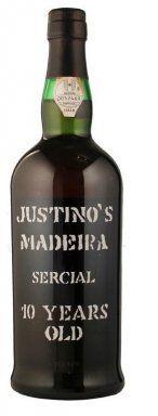 Justino 10 year old Sercial Madeira - Dry - PorteVinho