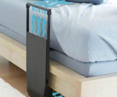 Bed Fan – This is probably the best invention you could buy for those of you who sleep too hot.