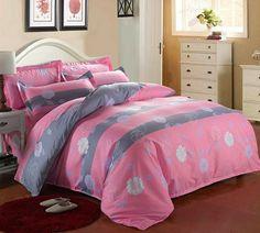 Bedding thermal polka dot velvet piece set home textile duvet cover bed sheets