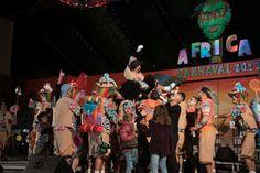 Grupo Mascarada Carnaval: Los Cucas Libre, ganadores del Concurso Municipal ...